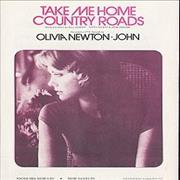 Click here for more info about 'Olivia Newton John - Take Me Home Country Roads - Pink'