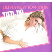 Click here for more info about 'Olivia Newton John - Tied Up - Picture Sleeve'