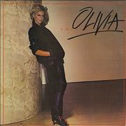Olivia Newton John Totally Hot UK picture disc LP