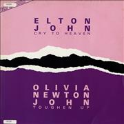 Click here for more info about 'Olivia Newton John - Toughen Up'