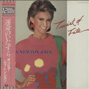 Click here for more info about 'Olivia Newton John - Twist Of Fate + Obi'