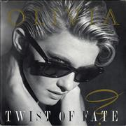 Click here for more info about 'Olivia Newton John - Twist Of Fate - Solid'