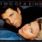 Click here for more info about 'Olivia Newton John - Two Of A Kind - Factory Sample'