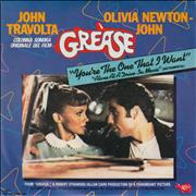 Click here for more info about 'Olivia Newton John - You're The One That I Want - P/S Variant 2'