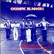 Click here for more info about 'Olympic Runners - Keepin' It Up'