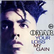 Click here for more info about 'Omar - Your Loss My Gain'