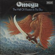Click here for more info about 'Omega - The Hall Of Floaters In The Sky - VG'