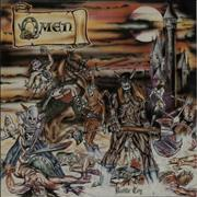 Click here for more info about 'Omen - Battle Cry'