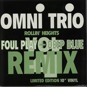 Click here for more info about 'Omni Trio - Rollin' Heights'