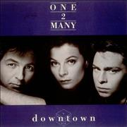 Click here for more info about 'One 2 Many - Downtown - Original Issue'