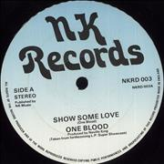 Click here for more info about 'One Blood - Show Some Love'
