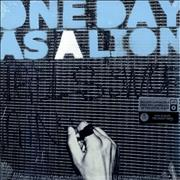 Click here for more info about 'One Day As A Lion - One Day As A Lion - 180 Gram Vinyl'