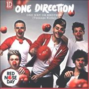 Click here for more info about 'One Direction - One Way Or Another [Teenage Kicks]'