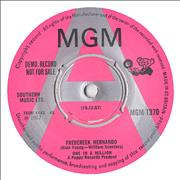 Click here for more info about 'One In A Million - Fredereek Hernando - Pink 'A' Label Demo'