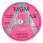 "One In A Million Fredereek Hernando - Pink 'A' Label Demo UK 7"" vinyl Promo"