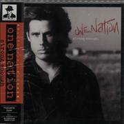 Click here for more info about 'One Nation - Strong Enough - Sealed'
