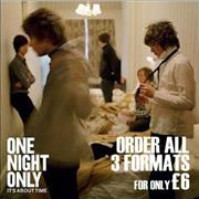 Click here for more info about 'One Night Only - It's About You'