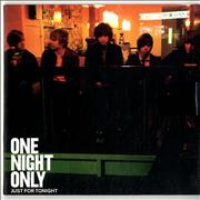 Click here for more info about 'One Night Only - Just For Tonight - Sealed'