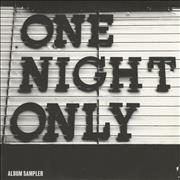 Click here for more info about 'One Night Only - Started A Fire'