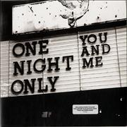 Click here for more info about 'One Night Only - You And Me + Guitar Tablature Book'