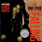Click here for more info about 'One-Eyed Jacks - Falling'