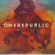 Click here for more info about 'OneRepublic - Native - Sealed'