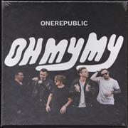 Click here for more info about 'OneRepublic - Oh My My - Sealed Box'