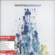 Click here for more info about 'OneRepublic - Waking Up - Target Store'