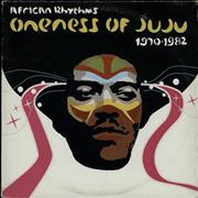 Click here for more info about 'Oneness Of Juju - African Rhythms - Oneness Of Juju - 1970-1982'