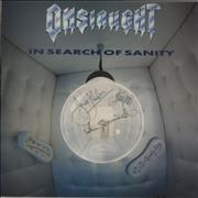 Click here for more info about 'Onslaught - In Search Of Sanity - Autographed'