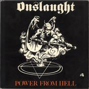 Click here for more info about 'Onslaught - Power From Hell'