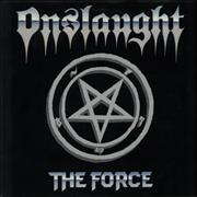 Click here for more info about 'Onslaught - The Force - Test Pressing'