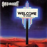 Click here for more info about 'Onslaught - Welcome To Dying'