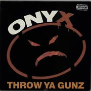 Click here for more info about 'Onyx - Throw Ya Gunz - Red Vinyl'