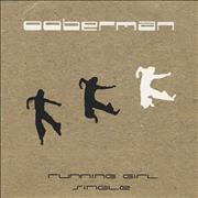 Click here for more info about 'Ooberman - Running Girl - white vinyl'