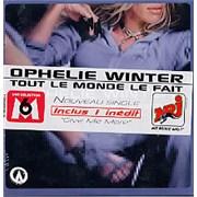 Click here for more info about 'Ophelie Winter - Tout Le Monde Le Fait'