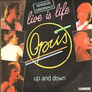 Click here for more info about 'Opus - Live Is Life'