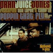 Click here for more info about 'Oran 'Juice' Jones - Poppin' That Fly...'