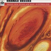 Click here for more info about 'Orange Deluxe - Brand New Stone-age Man'