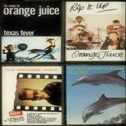 Click here for more info about 'Orange Juice - Collection of 4 Cassettes'