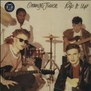 Click here for more info about 'Orange Juice - Complete Set of Four LPs for Record Store Day 2013'