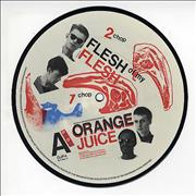 Click here for more info about 'Orange Juice - Flesh Of My Flesh'