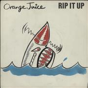 Click here for more info about 'Orange Juice - Rip It Up'