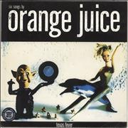 Click here for more info about 'Orange Juice - Texas Fever - 180gm - Sealed'