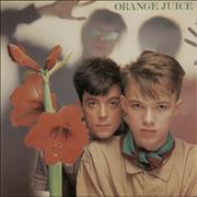 Click here for more info about 'Orange Juice - Two Hearts Together'