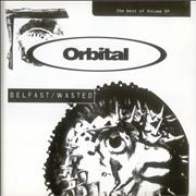 Click here for more info about 'Orbital - Belfast/Wasted - Best Of Volume EP'
