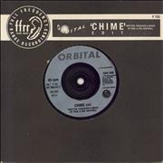 """Orbital Chime UK 7"""" vinyl"""