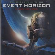 Orbital Event Horizon UK CD album
