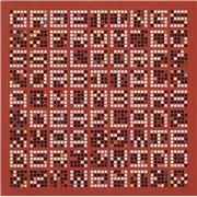 """Orbital Greetings From Düsseldorf EP - Clear Vinyl UK 7"""" vinyl"""