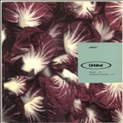 "Orbital Halcyon UK 12"" vinyl"